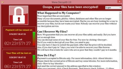 Microsoft culpa a la NSA y a los gobiernos del caos de WannaCry