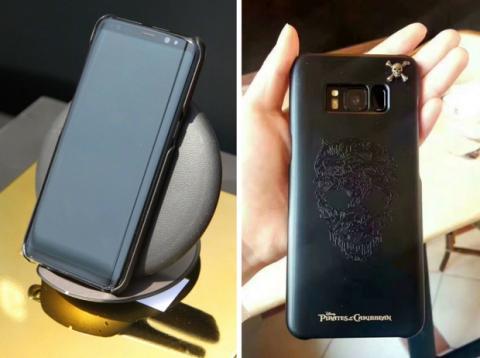Samsung Galaxy S8 Edición Piratas del Caribe