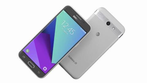Samsung Galaxy J3 de 2017, presentado de forma oficial