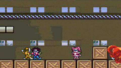 Nuevo juego para la clásica consola retro Nintendo NES.