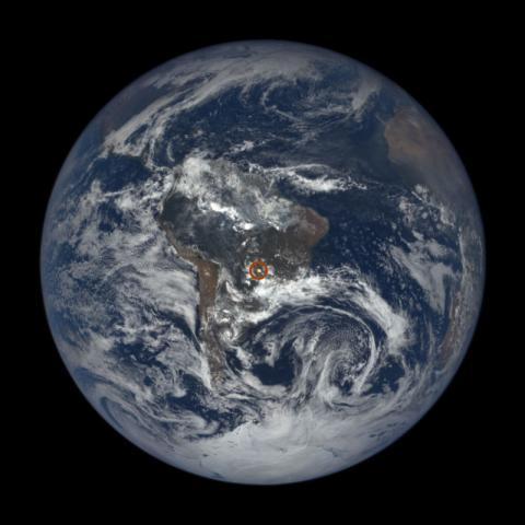 La NASA fotografía misteriosos flashes en el espacio