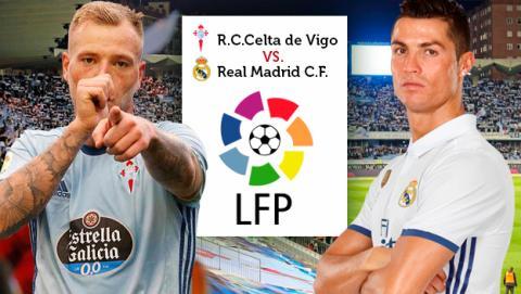 Cómo ver gratis el Celta vs Real Madrid, online y en directo a través de Internet