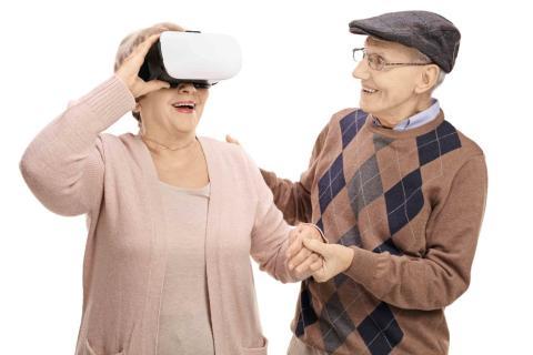 Realidad virtual: la nueva terapia para combatir la demencia