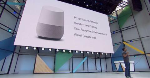 Google Home novedades