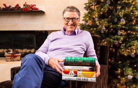 ¿Cuál es el libro más inspirador que ha leído Bill Gates?