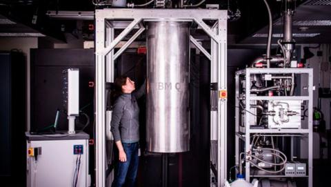 ibm procesador cuantico