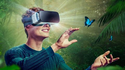 Samsung trabaja en un 'modo niños' para sus Gear VR