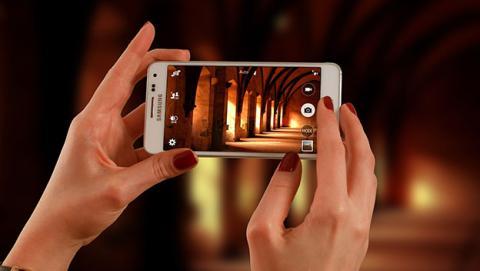Revelado digital automático en los smartphones