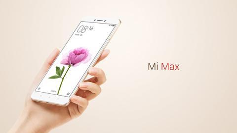 El Xiaomi Mi Max 2 será oficial el 25 de mayo