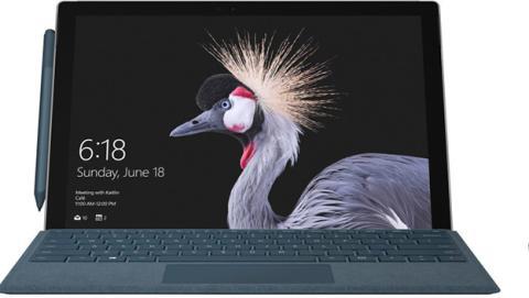 Este es el nuevo Surface Pro, y verás pocos cambios
