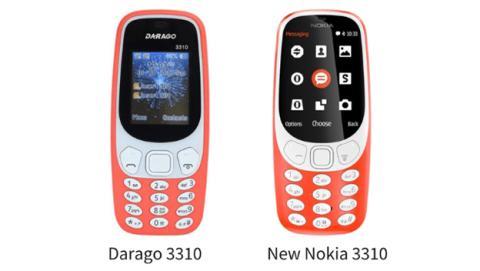 Este clon del Nokia 3310 sólo te costará 12 dólares
