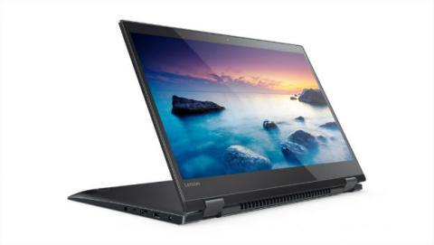 Nuevos portátiles de Lenovo.