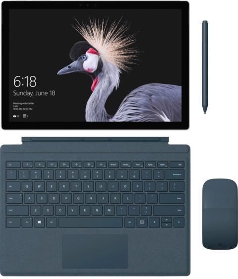 La nueva Surface Pro