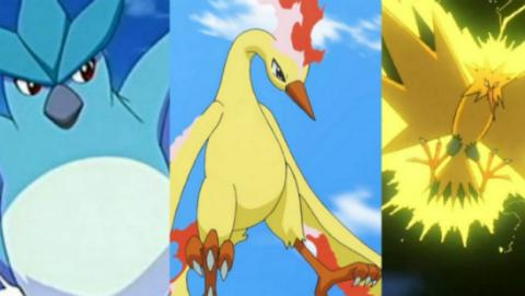 Pronto podrás capturar a los Pokémon legendarios en Pokémon GO.