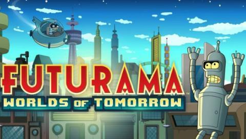 Ya disponible gratis el juego de Futurama para Android.