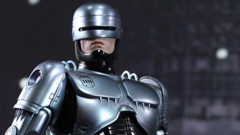 Crean el primer robot policía con inteligencia artificial.