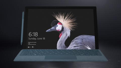 La nueva Microsoft Surface Pro