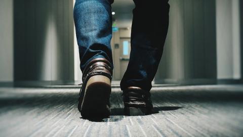 Tu forma de caminar podría ser tu próxima contraseña segura