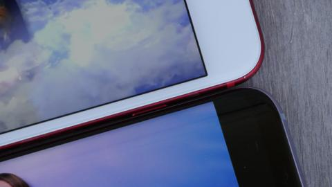La pantalla del Samsung Galaxy S8+ corta el vídeo por los dos lados