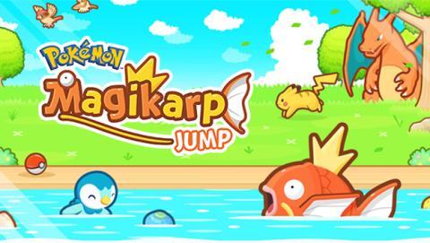 Pokémon Magikarp Jump