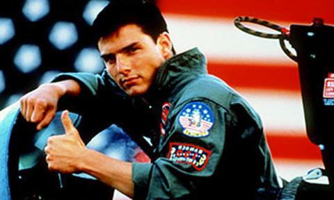 """Vuelve el Tom Cruise más temerario en """"Top Gun 2"""""""