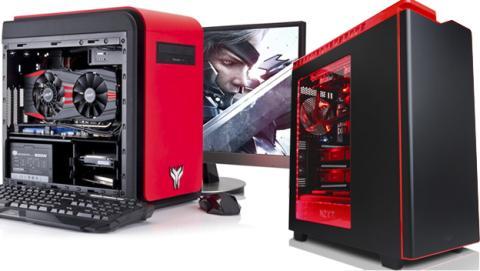 Cajas de PC gaming por menos de 100, 200 y 300 euros