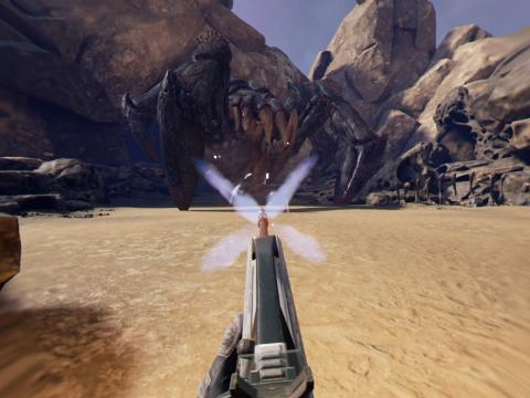 Farpoint PS VR