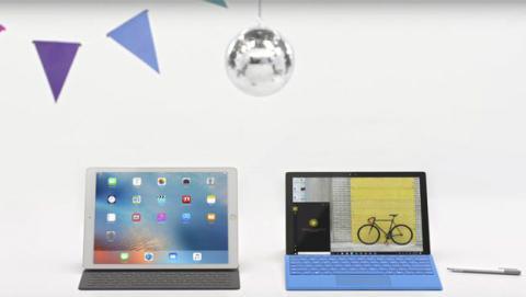 """Microsoft Surface Pro 4 y iPad 9,7"""" a mejor precio en las ofertas de PcComponentes."""