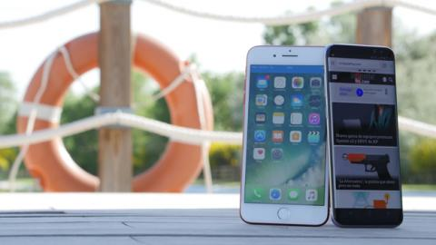 Conclusiones tras la comparativa entre el Galaxy S8 Plus y el iPhone 7 Plus