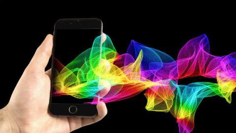 Los móviles cada vez son mayores, como demuestra un estudio.