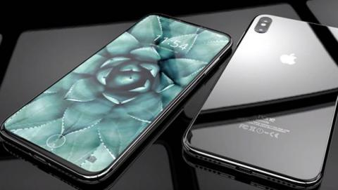 diseño iphone 8