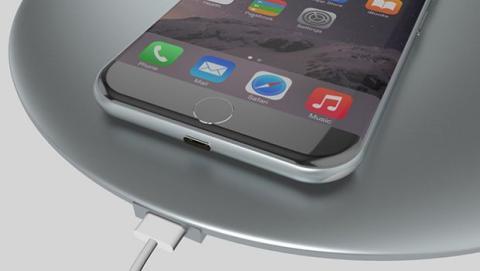 carga inalámbrica iphone 8