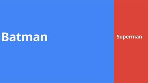 Con esta herramienta puedes comparar términos mediante GIFs