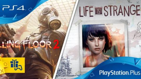 Life is Strange y Killing Floor 2, gratis para PS4 en junio
