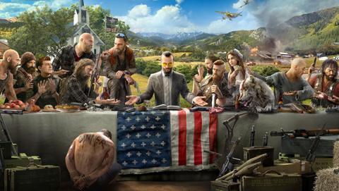Far Cry 5 es oficial y estas son sus novedades