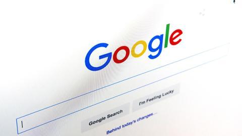 Esta es la nueva pestaña en el buscador de Google