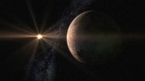 Nuevo planeta potencialmente habitable descubierto por científicos españoles.