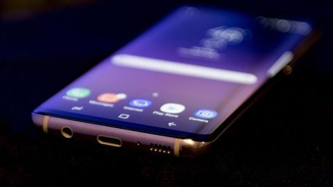 ¿Cuánto cuesta cambiar la pantalla del Samsung Galaxy S8?