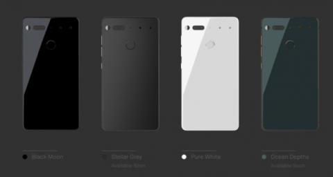 Colores Essential Phone