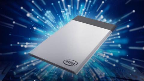 Intel Compute Card, un potente Mini PC del tamaño de una tarjeta: características y fecha de lanzamiento.