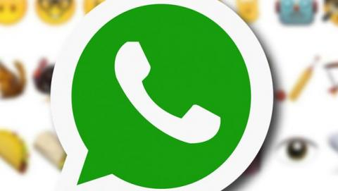 Buscar emojis en WhatsApp, disponible con la próxima actualización.