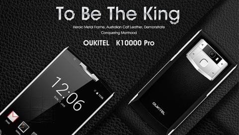 ¿Cuánto sabes sobre el Oukitel K10000 Pro?