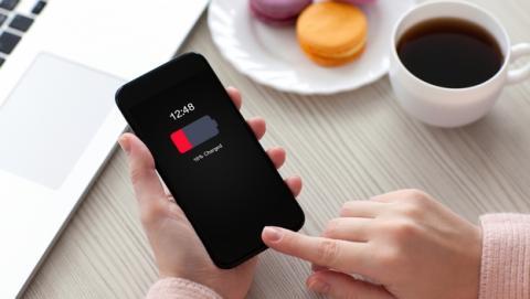 Los móviles con mejor batería de 2017