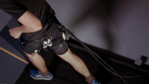 exosesqueleto aumenta rendimiento de corredores
