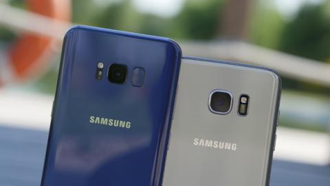 Samsung Galaxy S8+ vs S7 Edge, ¿qué ha cambiado?