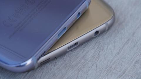 Diferencias en la batería entre el S8+ y el S7 Edge