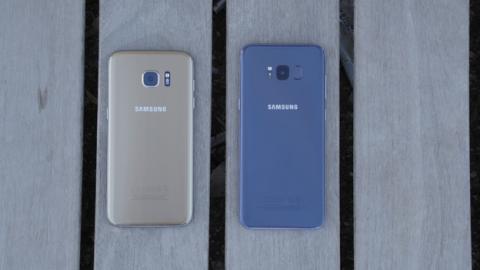 Diferencias entre la cámara del Samsung Galaxy S8+ y la del S7 Edge