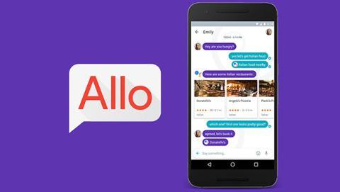 Google Allo ya permite vídeos a pantalla completa