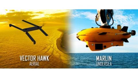 Drones que manejan drones, lo último en guerras futuristas