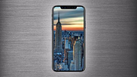 El nuevo iPhone 8 en una filtración directa desde Foxconn